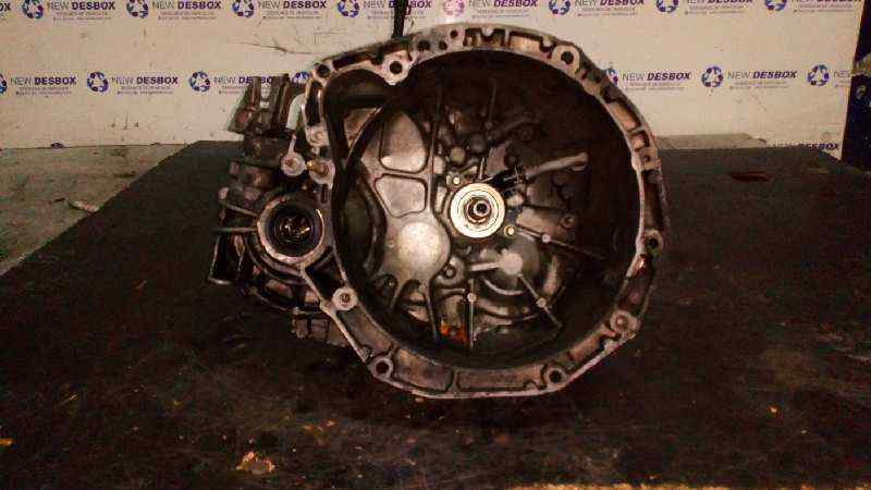 CAJA CAMBIOS RENAULT SCENIC II Authentique  1.9 dCi Diesel (120 CV) |   10.06 - ..._img_0