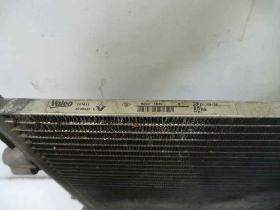 CONDENSADOR / RADIADOR  AIRE ACONDICIONADO RENAULT SCENIC II Grand Confort Dynamique  1.9 dCi Diesel (120 CV)     04.04 - 12.05_img_4