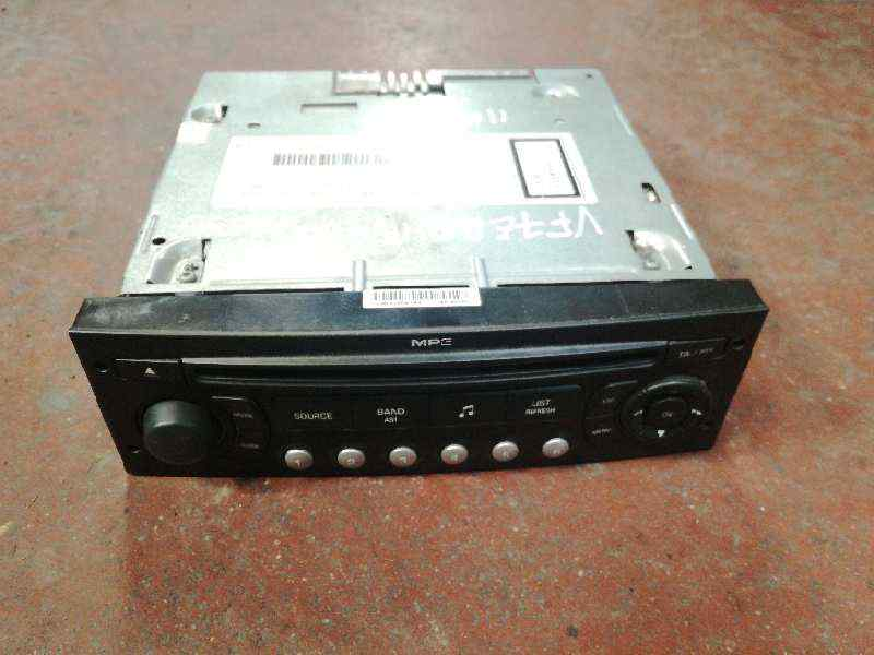 SISTEMA AUDIO / RADIO CD CITROEN C8 HDi 138 FAP Exclusive  2.0 HDi FAP CAT (RHR / DW10BTED4) (136 CV) |   09.06 - 12.10_img_1
