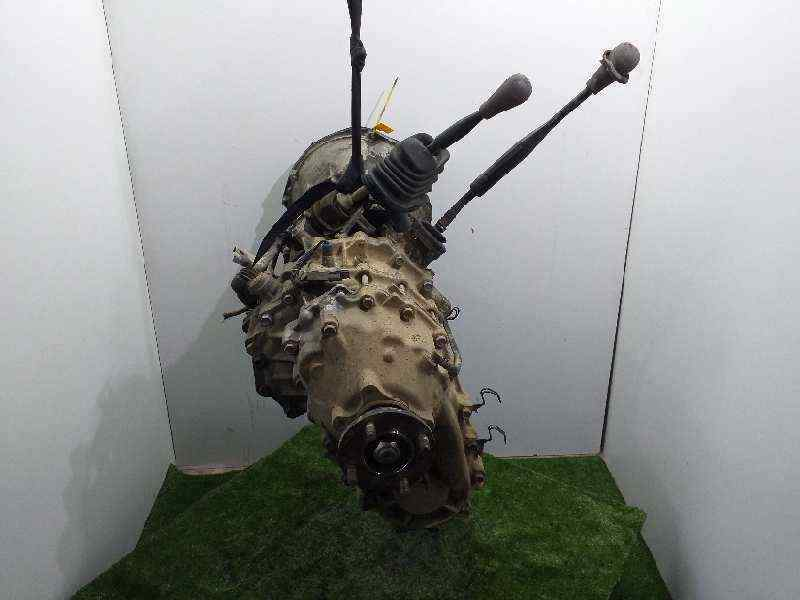 CAJA CAMBIOS NISSAN PATROL (K/W260) Corto TA  2.8 Diesel (95 CV) |   03.89 - 12.98_img_2