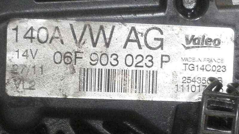 ALTERNADOR SEAT EXEO ST (3R5)(2009>) Reference  2.0 TDI (143 CV)     06.09 - 12.13_img_1