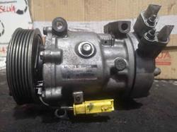 compresor aire acondicionado citroen xsara picasso 1.6 hdi 90 lx plus   (90 cv) 2007-2011 9672865580