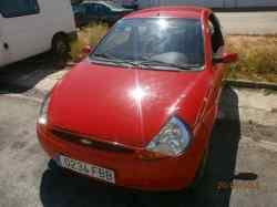 ford ka (ccq) luxury  1.3 cat (69 cv) 2000-2004 A9B WF0BXXWPRB5