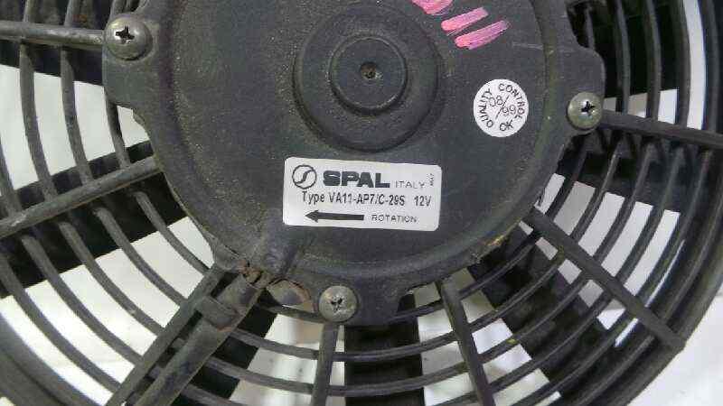 ELECTROVENTILADOR RADIADOR AIRE ACONDICIONADO OPEL CORSA B Swing  1.7 Diesel (60 CV)     02.93 - 12.96_img_3