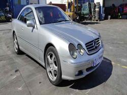 MERCEDES CLASE CL (W215) COUPE 5.0 V8 24V CAT