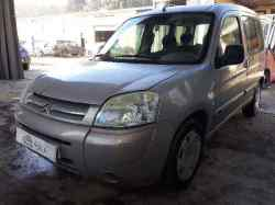 citroen berlingo 2.0 hdi sx plus familiar   (90 cv) 2002-2006 D-RHY VF7GJRHYK93