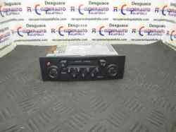 sistema audio / radio cd renault megane ii berlina 5p confort dynamique 1.6 16v (112 cv) 2005-2008