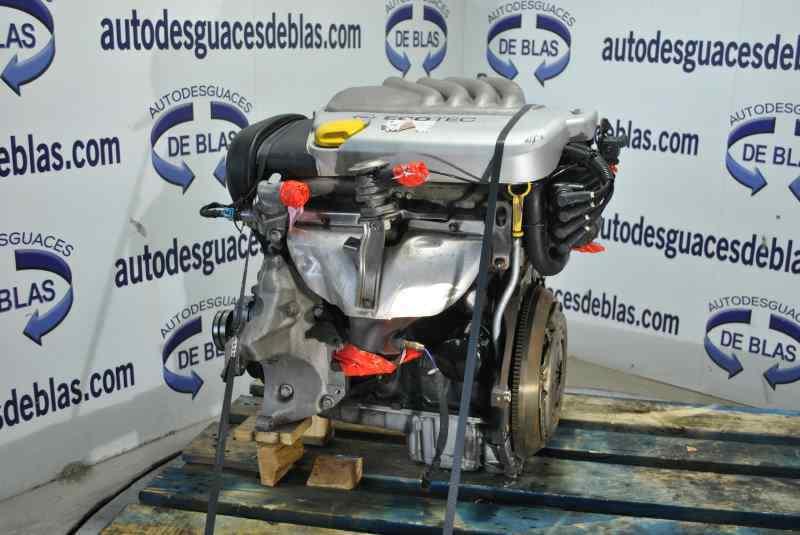 MOTOR COMPLETO OPEL ASTRA G CARAVAN Edition  1.6 16V (101 CV) |   09.02 - 12.04_img_3