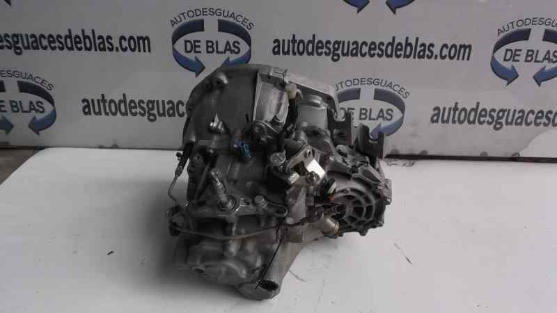 CAJA CAMBIOS RENAULT SCENIC II Confort Expression  1.9 dCi Diesel (120 CV) |   06.03 - 12.05_img_0
