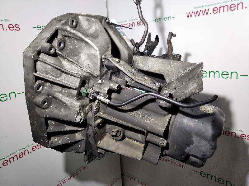 CAJA CAMBIOS RENAULT CLIO III Authentique  1.5 dCi Diesel (68 CV)     01.07 - 12.10_img_4