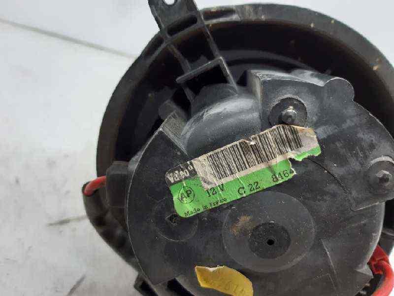 VENTILADOR CALEFACCION PEUGEOT 106 (S2) Kid D  1.5 Diesel CAT (TUD5 / VJY) (57 CV) |   12.96 - 12.96_img_1
