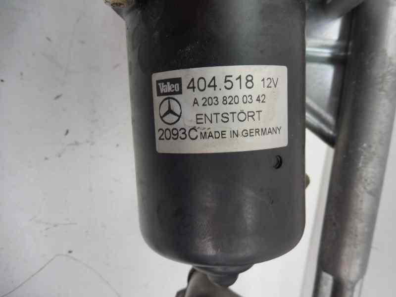 MOTOR LIMPIA DELANTERO MERCEDES CLASE C (W203) SPORTCOUPE C 220 CDI (203.706)  2.2 CDI CAT (143 CV) |   10.00 - 12.04_img_2