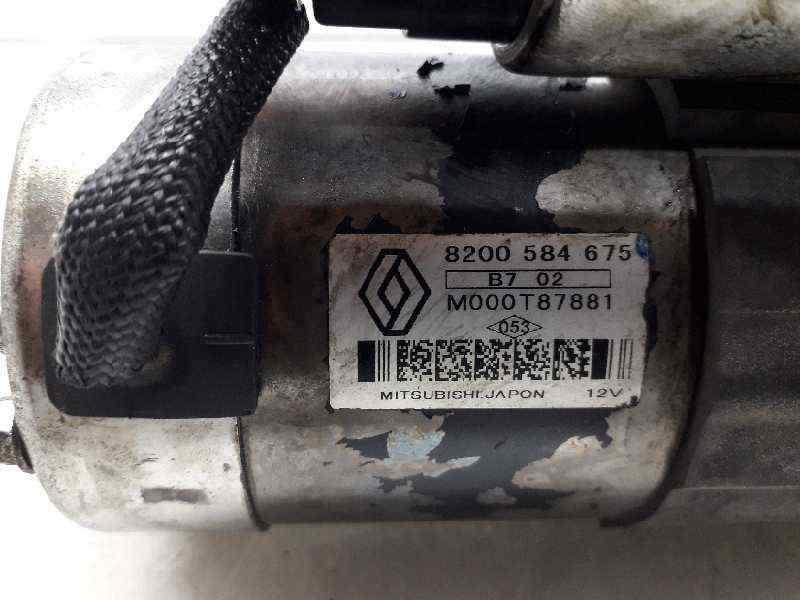 MOTOR ARRANQUE RENAULT MODUS Emotion  1.5 dCi Diesel (65 CV)     03.07 - ..._img_3