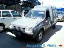 citroen c15 d  1.8 diesel (161) (60 cv) WJX VF7VDVV0000