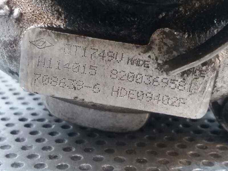 TURBOCOMPRESOR RENAULT LAGUNA II (BG0) Authentique  1.9 dCi Diesel (120 CV) |   0.01 - ..._img_4