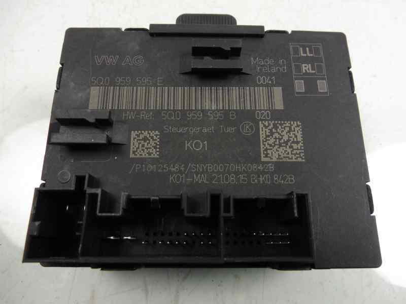 MODULO ELECTRONICO AUDI A3 SPORTBACK (8VA) Attraction  2.0 16V TDI (150 CV) |   10.12 - 12.15_img_0