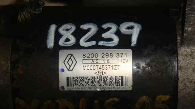 MOTOR ARRANQUE RENAULT MODUS Confort Dynamique  1.4 16V (98 CV) |   08.04 - 12.06_img_2