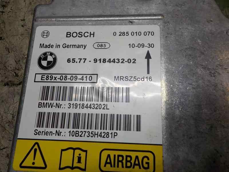 CENTRALITA AIRBAG BMW SERIE 3 BERLINA (E90) 320d  2.0 16V Diesel (163 CV) |   12.04 - 12.07_img_1