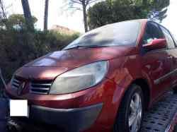 renault scenic ii confort authentique  1.5 dci diesel (82 cv) 2003-2005 K9KD7 VF1JMRF0532