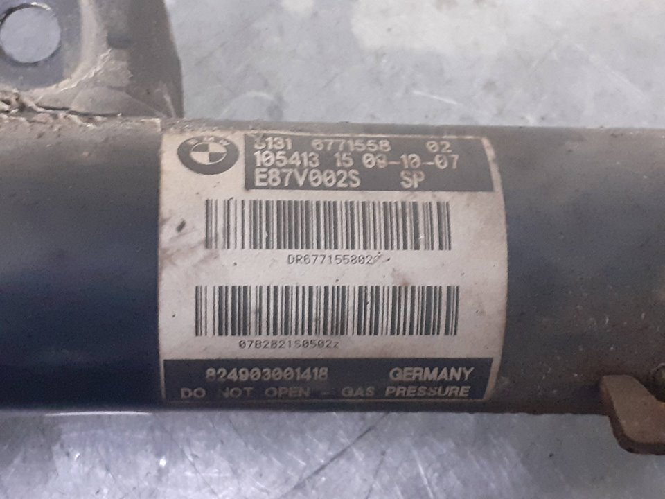 AMORTIGUADOR DELANTERO DERECHO BMW SERIE 1 BERLINA (E81/E87) 118d  2.0 Turbodiesel CAT (143 CV)     03.07 - 12.12_img_2