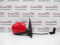 retrovisor derecho skoda fabia (6y2/6y3) comfort 1.4 (68 cv) 2000-2003