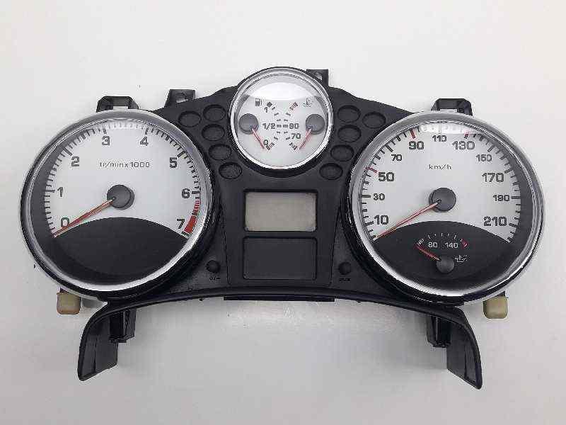 CUADRO INSTRUMENTOS PEUGEOT 207 XS  1.6 16V (120 CV) |   03.07 - 12.07_img_0