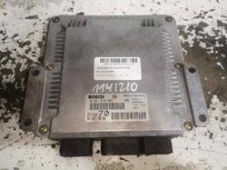centralita motor uce peugeot 206 berlina xs  2.0 hdi cat (90 cv) 1999-2005 9642013980