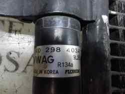 CONDENSADOR / RADIADOR  AIRE ACONDICIONADO VOLKSWAGEN GOLF VI VARIANT (AJ5) Advance  1.6 TDI DPF (105 CV) |   04.09 - 12.13_mini_3