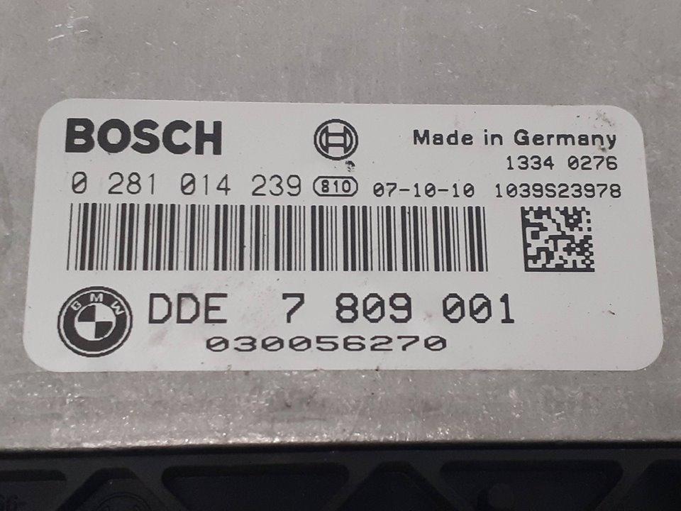 CENTRALITA MOTOR UCE BMW SERIE 1 BERLINA (E81/E87) 118d  2.0 Turbodiesel CAT (143 CV) |   03.07 - 12.12_img_2