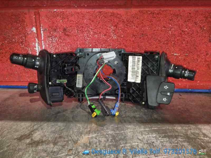 ANILLO AIRBAG RENAULT SCENIC II Authentique  1.5 dCi Diesel (106 CV) |   0.03 - ..._img_0
