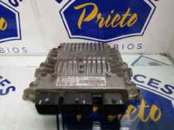 centralita motor uce citroen c3 1.4 hdi exclusive (68 cv) 2002-2010