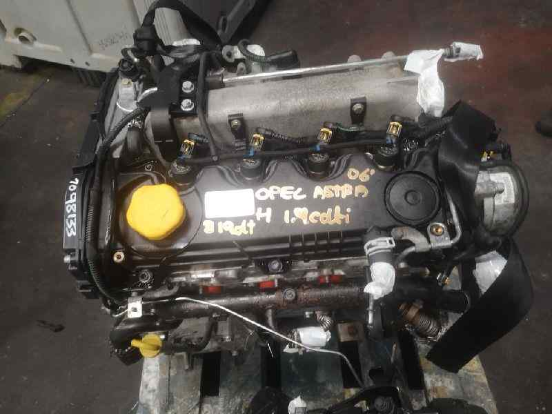 MOTOR COMPLETO OPEL ASTRA GTC Cosmo  1.9 CDTI (120 CV)     12.04 - 12.07_img_0