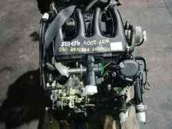 motor completo peugeot partner (s2) combiespace  1.9 diesel (69 cv) 2002-2008 WJY