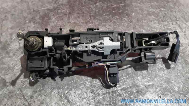 MANETA EXTERIOR DELANTERA IZQUIERDA RENAULT MEGANE II CLASSIC BERLINA Confort Authentique  1.5 dCi Diesel (106 CV)     06.05 - ..._img_4