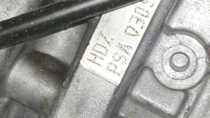 MOTOR COMPLETO CITROEN SAXO 1.1 Image   (60 CV) |   07.96 - 12.99_img_4
