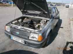 ford escort berl./turn./cab./express básico berlina  1.1  (50 cv) 1983-  VS6AXXWPAAE
