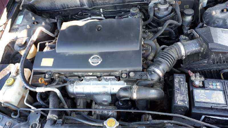 NISSAN ALMERA (N16/E) Acenta  2.2 dCi Diesel CAT (112 CV) |   10.02 - 12.04_img_3