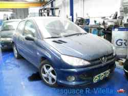 PEUGEOT 206 BERLINA 1.6 HDi FAP CAT (9HZ / DV6TED4)
