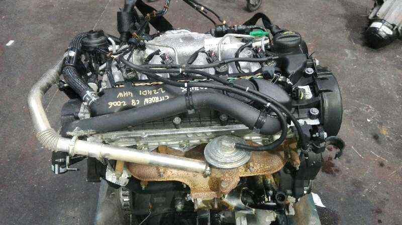 MOTOR COMPLETO CITROEN C8 2.2 HDi 16V PREMIER II   (128 CV) |   12.05 - 12.06_img_1