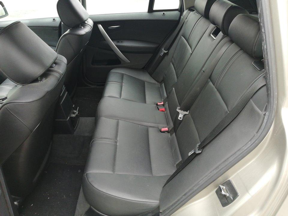 ASIENTOS TRASEROS BMW SERIE X3 (E83) 3.0sd   (286 CV)     09.06 - 12.08_img_0