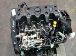 motor completo peugeot 106 (s2) long beach d  1.5 diesel cat (tud5 / vjx) (57 cv) 1997- VJZ