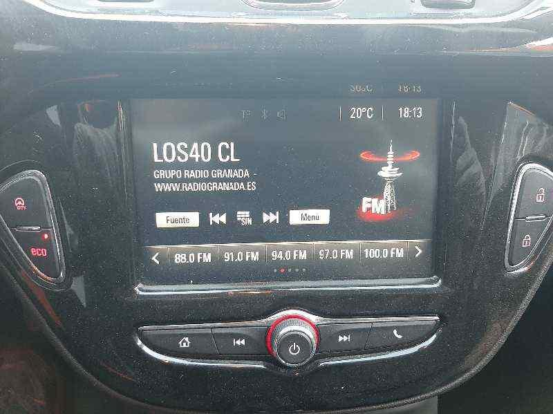 SISTEMA AUDIO / RADIO CD OPEL CORSA E Selective ecoFlex  1.4  (90 CV) |   03.14 - 12.15_img_0
