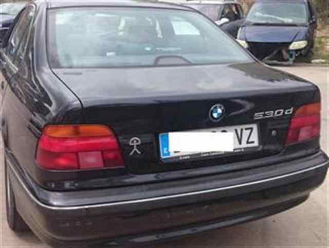 BMW SERIE 5 BERLINA (E39) 530d  3.0 24V Turbodiesel CAT (184 CV) |   09.98 - 12.00_img_0