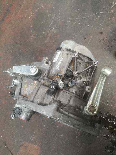 CAJA CAMBIOS PEUGEOT 206+ Básico  1.1  (60 CV) |   02.09 - 12.12_img_0