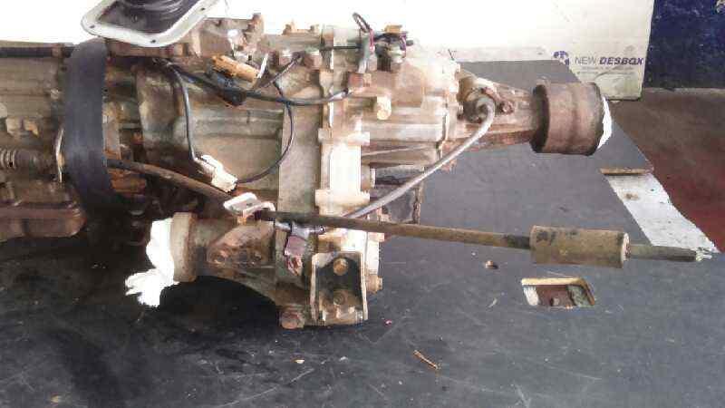CAJA CAMBIOS MITSUBISHI MONTERO (L040) 3000 V6 (2-ptas.)  3.0 V6 CAT (141 CV) |   03.89 - ..._img_5