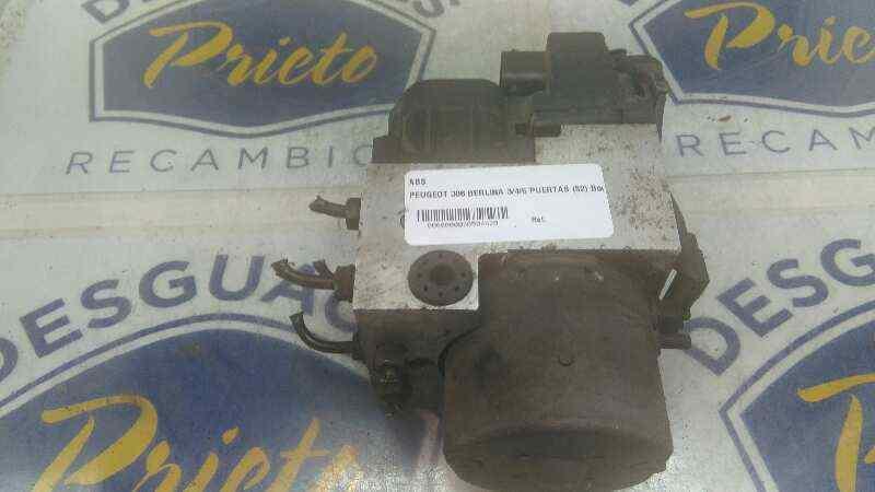 ABS PEUGEOT 306 BERLINA 3/4/5 PUERTAS (S2) Boulebard  1.9 Turbodiesel CAT (90 CV) |   12.97 - 12.99_img_0