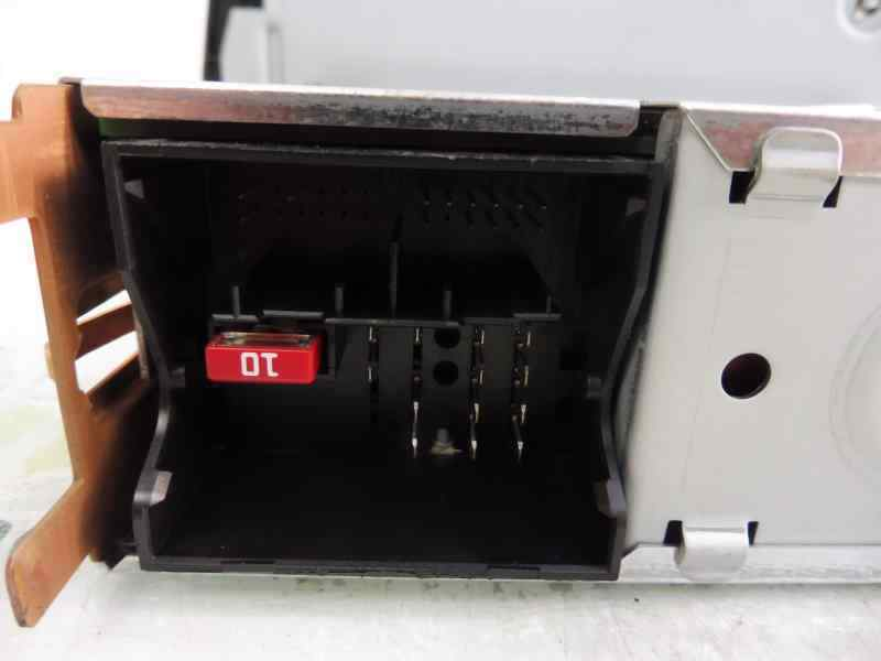 SISTEMA AUDIO / RADIO CD SEAT IBIZA (6J5) Stylance / Style  1.4 16V (86 CV) |   02.08 - 12.13_img_1