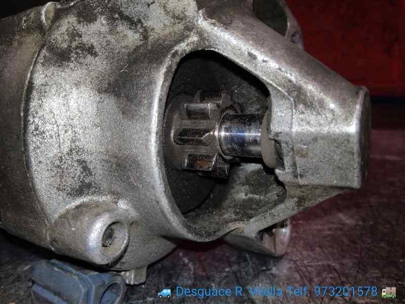 MOTOR ARRANQUE RENAULT MEGANE I SCENIC (JA0) 1.6 16V Kaleido   (107 CV)     01.99 - 12.99_img_1