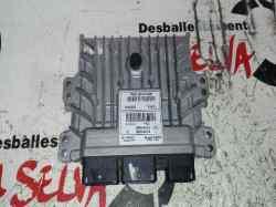 centralita motor uce renault clio iii authentique  1.5 dci diesel cat (75 cv) 2010-2011 237101989R