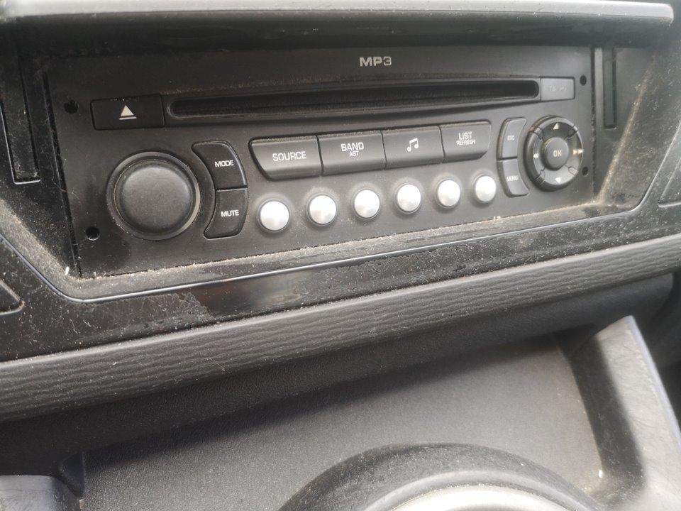 SISTEMA AUDIO / RADIO CD CITROEN C4 PICASSO Exclusive  1.6 16V HDi FAP (109 CV)     02.07 - 12.10_img_0